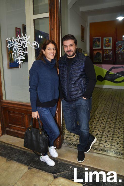 Myriam Samaniego y Soni Hana