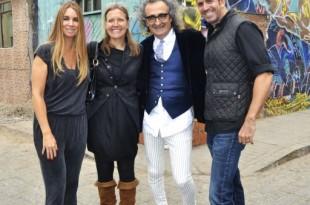 Sonia Cunliffe , Jennifer Smith , Yigal Ozari y Gil Shavit