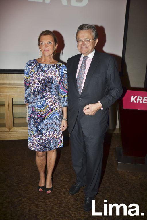 Charlotte Erkhammar y Peje Emilsson