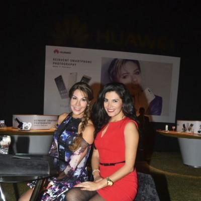 Claudia Jiménez y Paola de la Jara