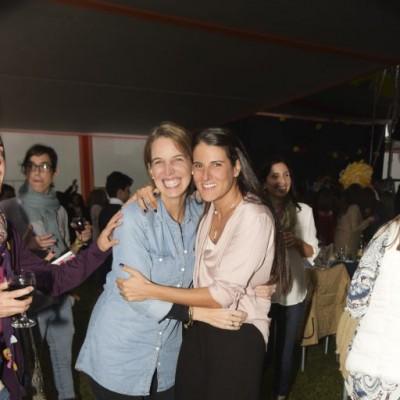 Daniela Salem e Yvette Cilloniz