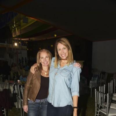 Diana Davenport y Marieli Grellaud.