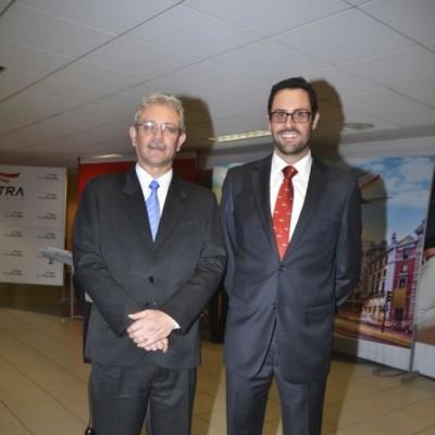 Guillermo Maquilon y Pablo Lamas