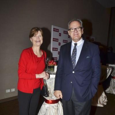 Linda Pfeiffer y Andrés Von Wedemeyer