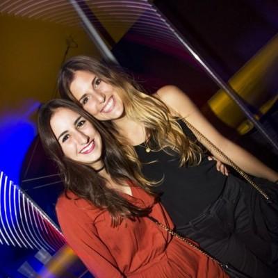Maria Claudia Lavandera en Isabella Capurro Red Bull Flugtag After Party