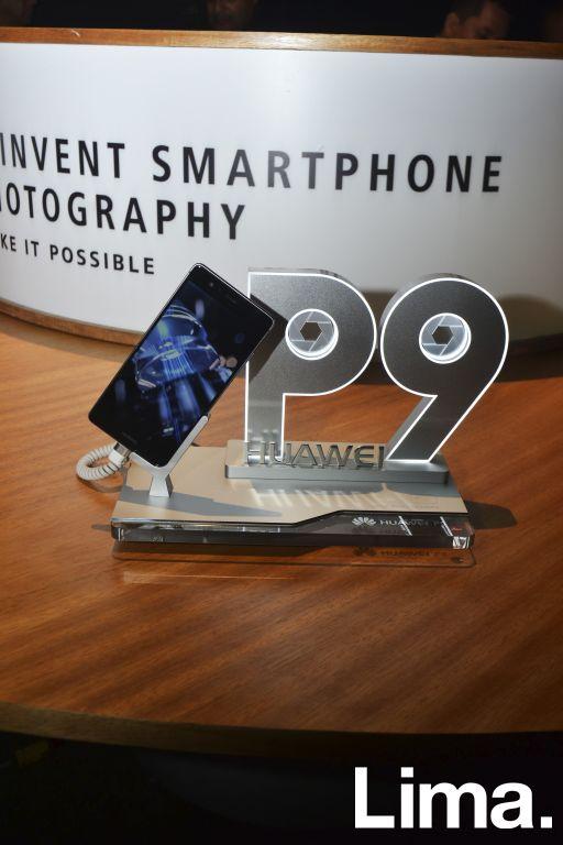 Nuevo Huawei P9