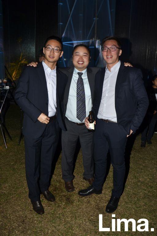 Zhouxue Song, Cao Zhihua y Li Zhouhuang