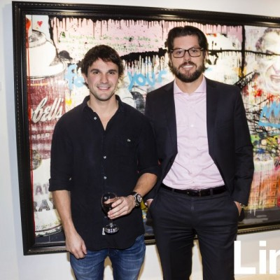 Alonzo Vega y Rafael Boisset.