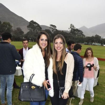 Ana Katerina Rivera y Rosalía Ríos.