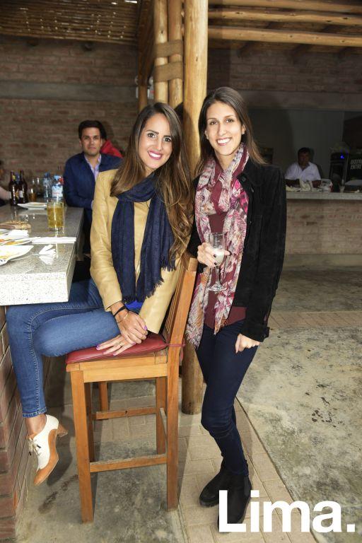 Ana Rivera y Annette Funcke.