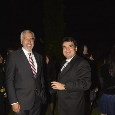 Carlos Durand y Carlos García.