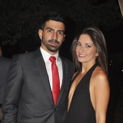 Carlos Zamudio y Lorena Arribas.