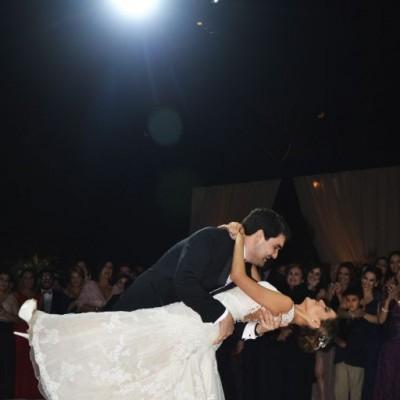 Rocío Llave y Luis Alonso Navarro.