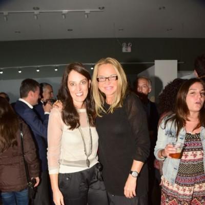 Cristina Montero y Nelly García.