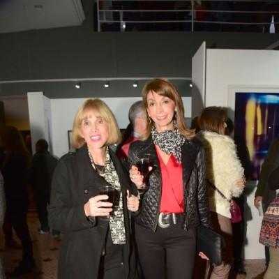 Roxana Savedra y Gigi Badaracco.