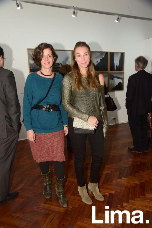 Belén Rodríguez y Mónica Pflucker.