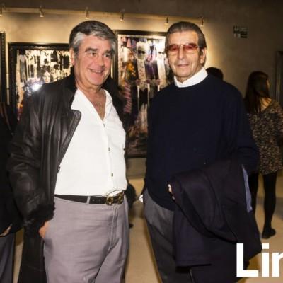 Jaime Mujica y Julio Noriega.