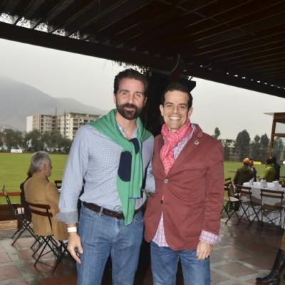 Jose Luis Camino y Rafael Alcazar