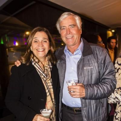 Julia Loret de Mola y Peter Schreier.