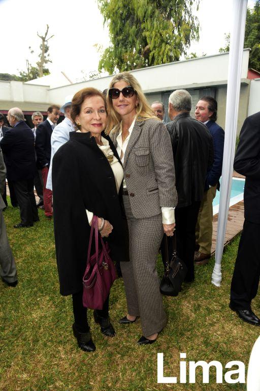 Lidia Perea y Paula Barrios.