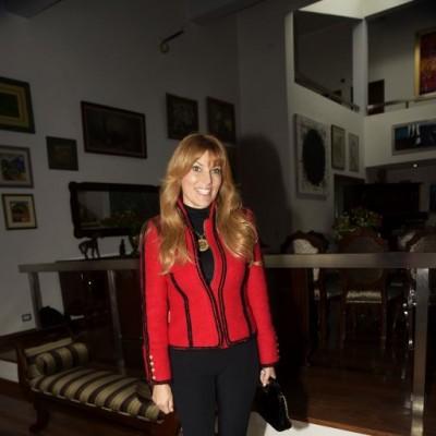 Liliana Tapia.