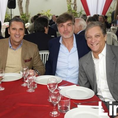 Manuel Torres, José tomas de Carranza y Ricardo León.