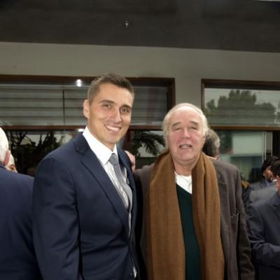Manuel del Castillo y Víctor Andrés García-Belaunde.