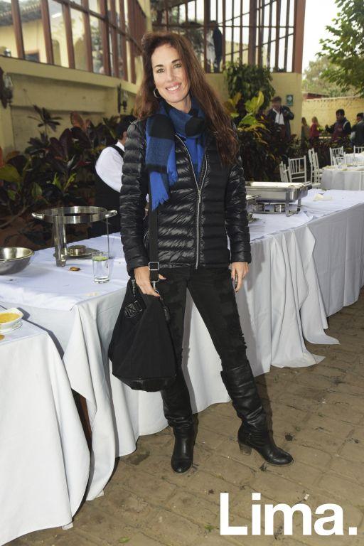Mónica Saez.