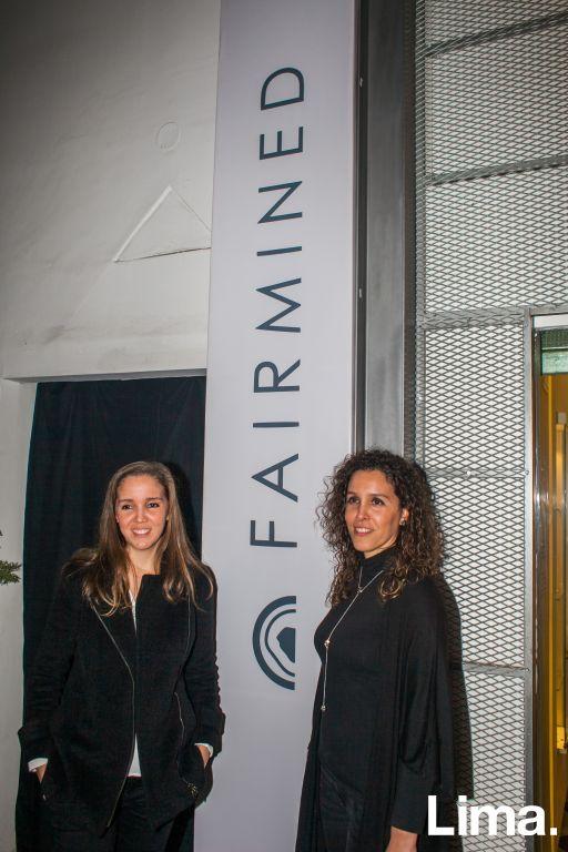 Pamela Ceballos y Ximena Ceballos