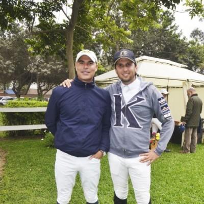 Ricardo Fernández y Julián Duprat.