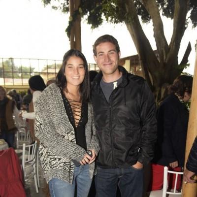 Virginia Lucioni y Jorge Gonzales.