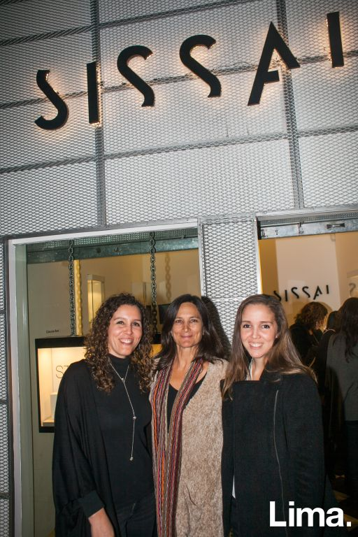 Ximena Ceballos, Mabel Martinez, Pamela Ceballos