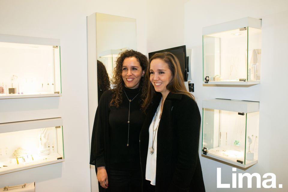 Ximena Ceballos y Pamela Ceballos, diseñadoras de Sissai.