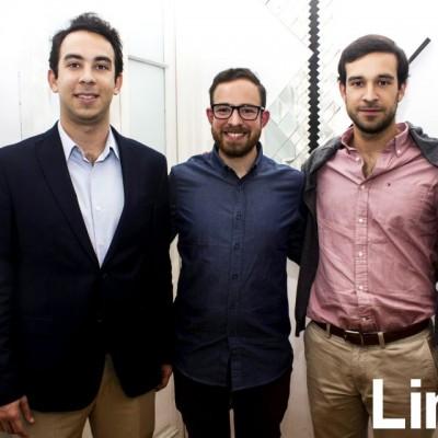 Alejandro, Juan Pedro y Víctor Baca.