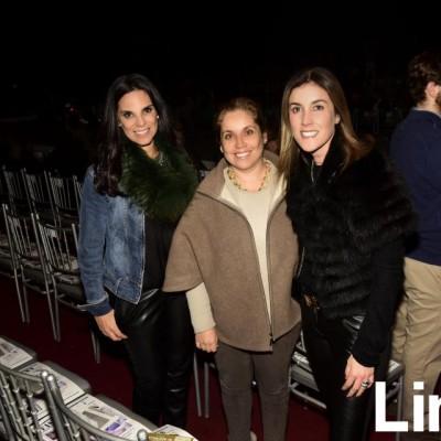 Ana Lucía Barco, Lucía Ricketts y Maria Sol Ganoza.