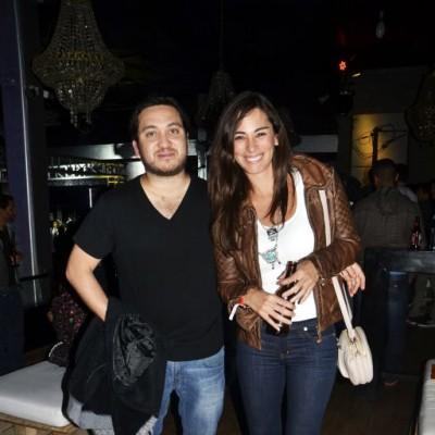 Carlos Tello y Valessa Sandoval.