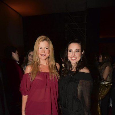 Daniela Bazán y Ale Santisteban.
