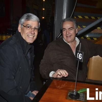 Eduardo García y Luis Navarro.