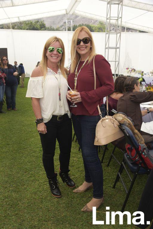 Jessica Dyer y Angie Danziger.