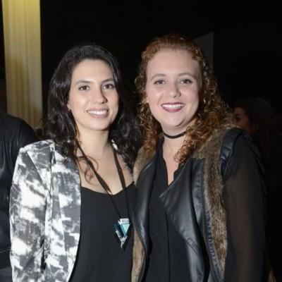 Camila Tejeda y Rafaela de la Puente.