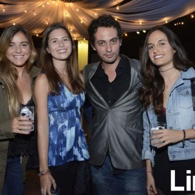 Natalia Prieto, Marina Cordero, Andrei Atanasouski y Stana Villamonte.