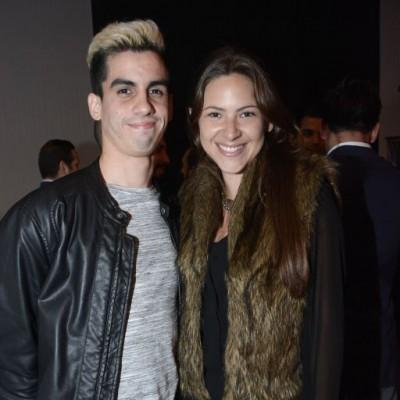 Luciano Saettone y Giannina Barrón.