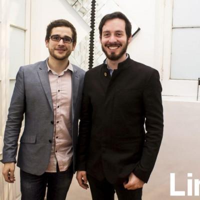 Miguel Zapata y Sebastián Boularte.