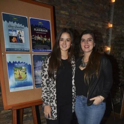 Pilar Navarro y Cristina De la Piedra.