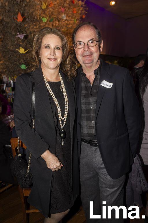 Regina y Rafael Ortiz de Zevallos.
