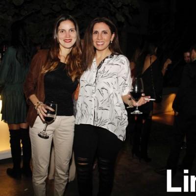 Sofía Heredia y Katerina Farah.