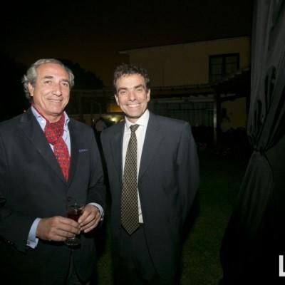 Jose Sejas y Matías Julián.
