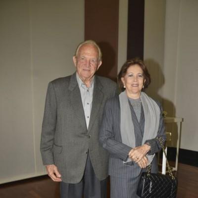 Carlos y Marcela Arribas.