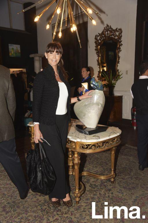 Carol Pinto.