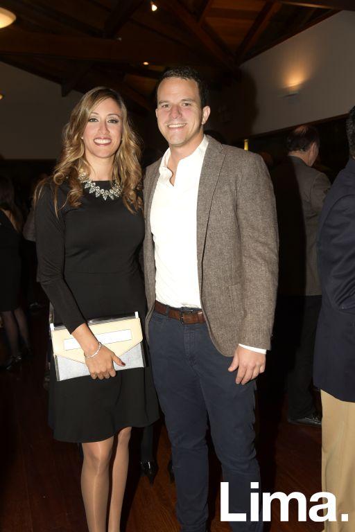 Daniela y Jose Miguel Falcon.